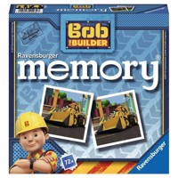 Ravensburger Bob the Builder Memory