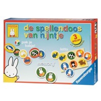 Ravensburger Miffy Games Box