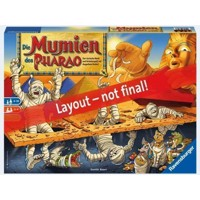 Ravensburger The mummy of Pharaoh
