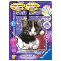 Ravensburger Painting by number - Cuddling Kittens