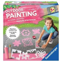 Ravensburger Outdoor Painting - Butterfly