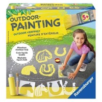 Ravensburger Outdoor Painting - Horses