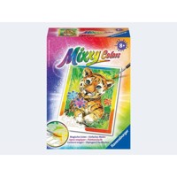 Ravensburger MnZ 8x12cm Tigerbaby Mixxy Colors Mini