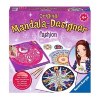 Ravensburger 2 in 1 Mandala-Designer-Fashion