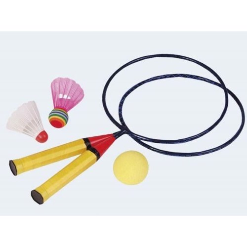 Barn badminton set