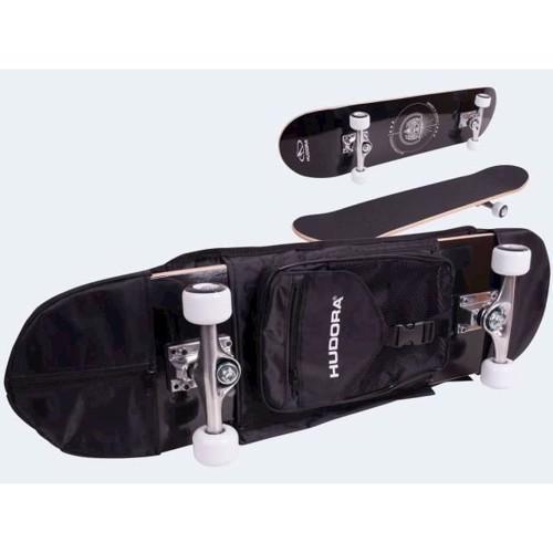 Hudora Skateboard Clumbia 78cm med väska ABEC3