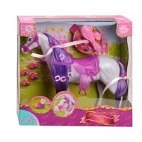 Steffi Love Princesses Horse Pink