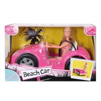 Steffi Love Beach Car, Cabrio bil