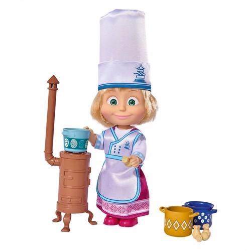 Masha and the Bear cooking set