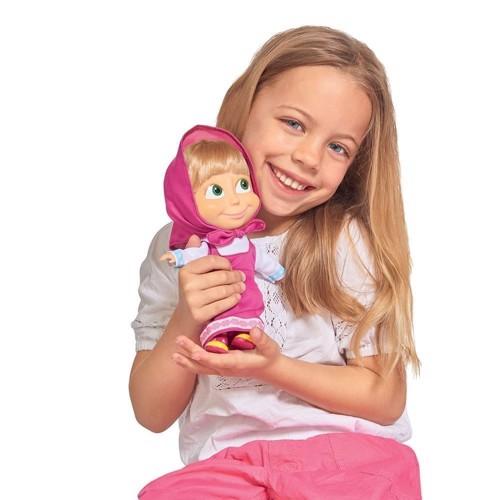 MASHA AND THE BEAR Soft Doll