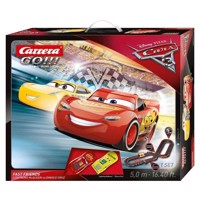 Carrera GO !!! Racecourse - Cars 3 Fast Friends