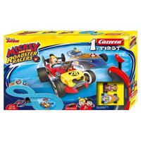 Carrera First Racecourse - Mickey Roadster Racers