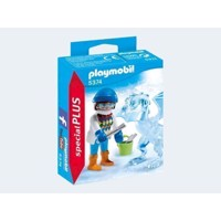 Playmobil 5374 artist with ice sculpture