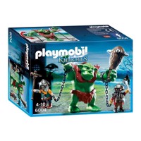 Playmobil 6004 Giant Troll with Dwarf Soldiers