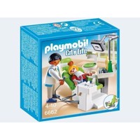 Playmobil 6662 Dentistry Cabinet