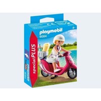 Playmobil 9084 Girl with Scooter