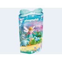 Playmobil 9139 Fairy with raccoons