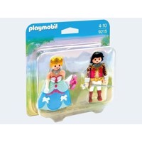 Playmobil 9215 Duopack Prince and Princess