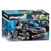 Playmobil 9254 Dr. Drone's 4x4