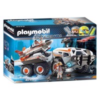 Playmobil 9255 Spy Team Trucks