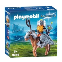 Playmobil 9345 Dwarf with fighting pony