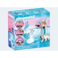 Playmobil 9353 Princess Winter blossom
