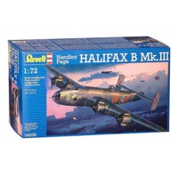 Revell Byggesæt Handley Page Halifax B Mk.III