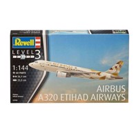Revell Byggesæt -Etihad Airbus A320