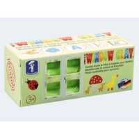 Window Plasticine 150g gn Window Clay