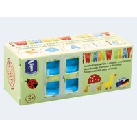 Window Plasticine 150g bl Window Clay