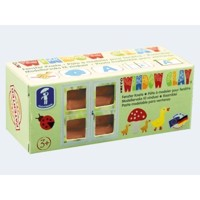 Window Plasticine 150g Br Window Clay