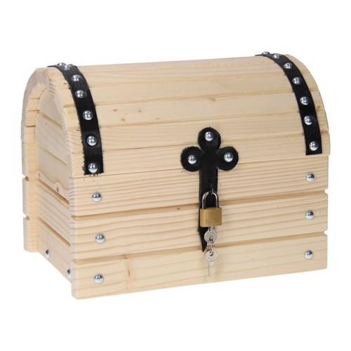Pinolino Wooden Treasure Chest