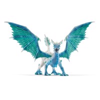 Schleich Fierce ice dragon