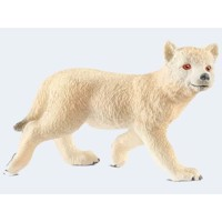 Schleich Young arctic fox