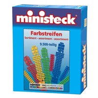 Ministeck color strip assortment 9500 parts