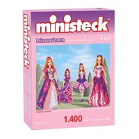 Ministeck Princesses 1400 T 4in1