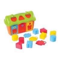Playgo Shapes Sort Stole