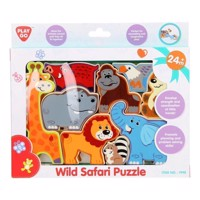 PlayGo Puzzle Safari