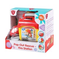 PlayGo Pop out Rescue Center Fire