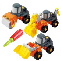 PlayGo Construction Set - Work Vehicles