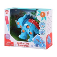 PlayGo Build Your Own Dino - Triceratops