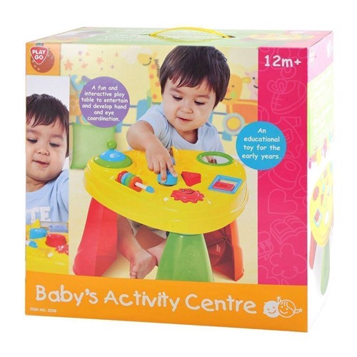 PlayGo Activity Table