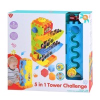 PlayGo 5-in-1 Playtower