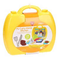 PlayGo Portable Kitchen, 22dlg.