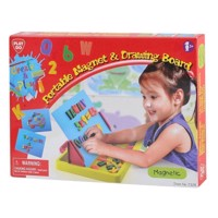 PlayGo magnetic drawing board