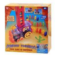 PlayGo Domino Tornado Train, 50dlg.