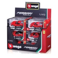 Bburago Ferrari Race & Play Race Car 1:43