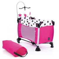 Hauck iCoo Starlight doll bed