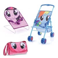 Hauck My Little Pony Care Kit, 3in1