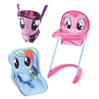 Hauck My Little Pony Puppet Set, 3in1